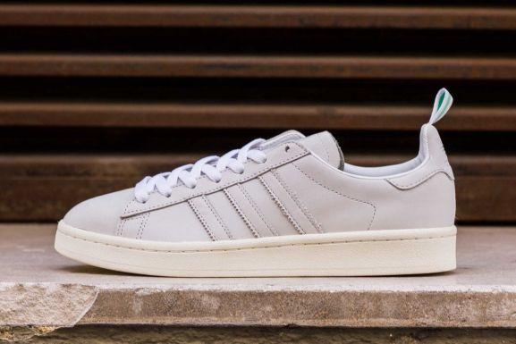 Sélection de Sneakers en promotion - Ex : Adidas Campus - Blanc Vintage