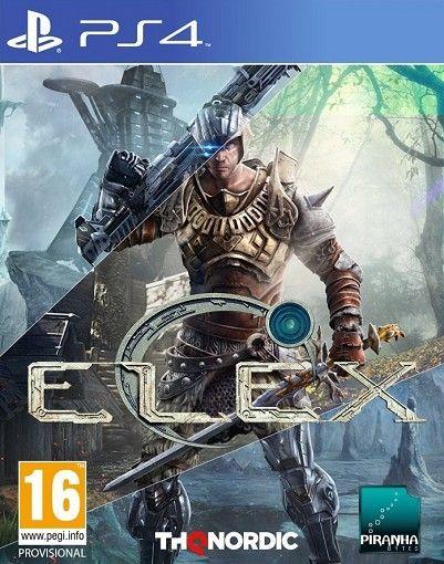 Jeu Elex sur PS4