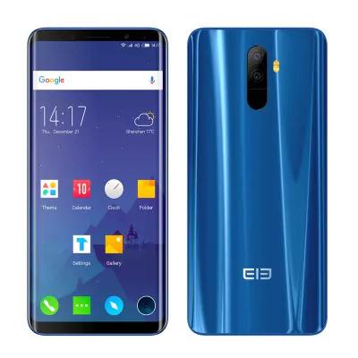 "Smartphone 6"" Elephone U - MTK6763T, RAM 6 Go, ROM 128 Go (B20)"