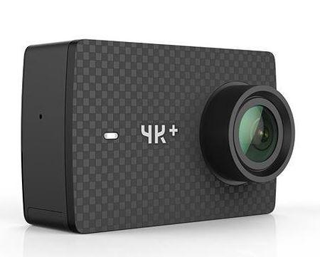 Caméra YI 4K+ - 4K / 60 fps (vendeur tiers)