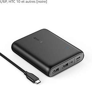 Batterie externe Anker - 13000mAh, Quick Charge, Type-C