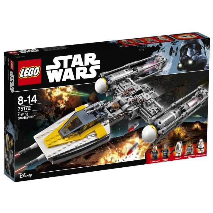 LEGO Star Wars 75172 Y-Wing Starfighter