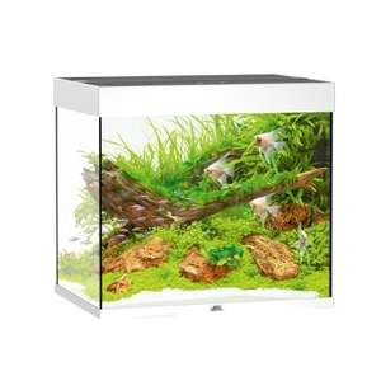 Aquarium équipé Lido 200 - 200 L, blanc