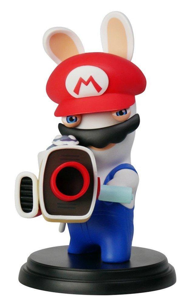 50% de réduction sur une sélection d'articles dérivés - Ex: Exemple Mario + The Lapins Cretins Kingdom Battle - Mario 16 cm à 17.50€