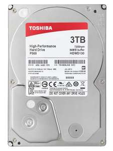 "Disque Dur Interne 3.5"" Toshiba P300 HDWD130UZSVA - 3 To"