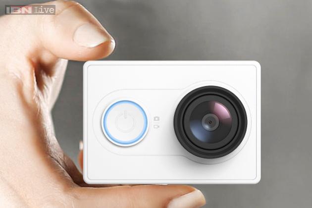 Caméra sportive Xiaomi Yi Action Ambarella WiFi 1080p
