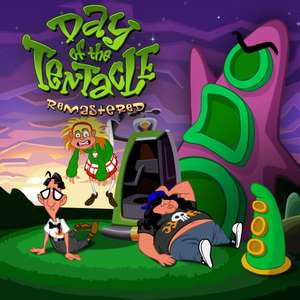 Day of the Tentacle Remastered sur PC (Dématérialisé - Steam)