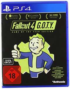 Fallout 4 Game of the Year Edition - Jeu + Season Pass (6 DLCs) sur PS4