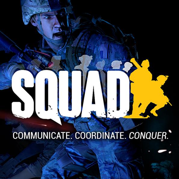 Squad sur PC (Dématérialisé)