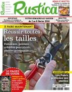 Abonnement mensuel au magasine Rustica