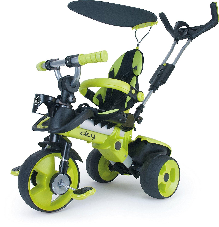 Tricycle Injusa évolutif - 6 mois à 2 ans