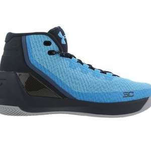 "Chaussures Under Armour Curry 3 ""Gsw Energy"" - Chaussures Homme taille 47,5 et 48,5"
