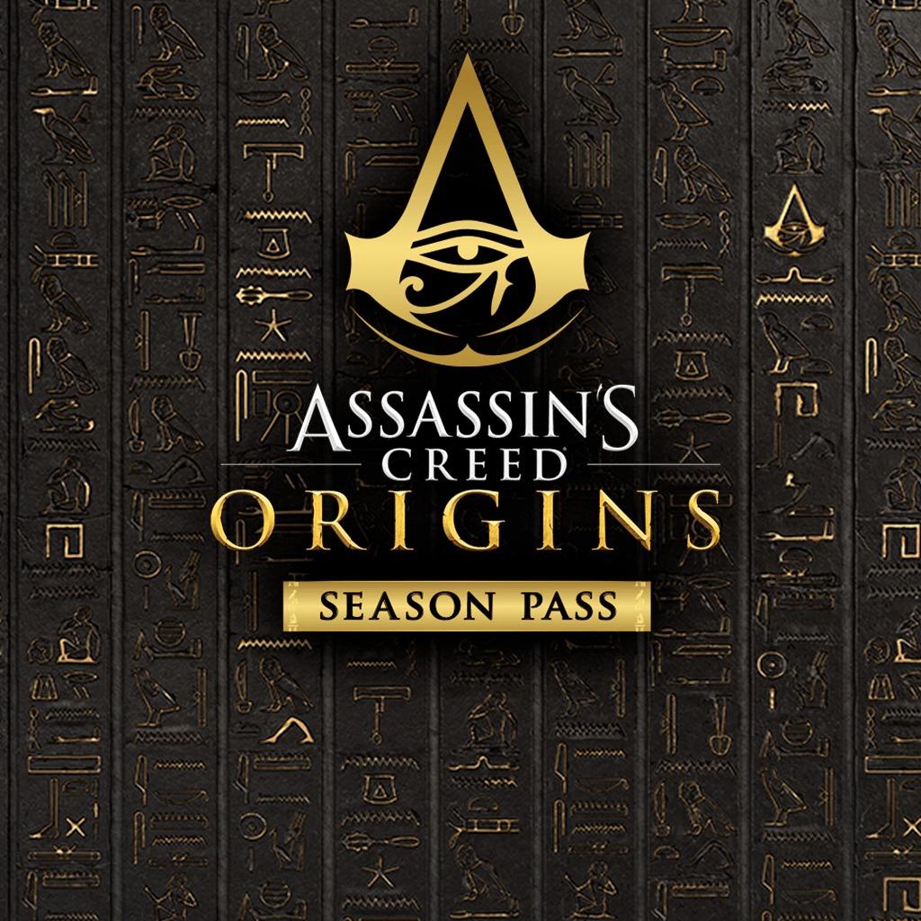 Assassin's Creed Origins - Season Pass (Dématérialisé - Store HK)
