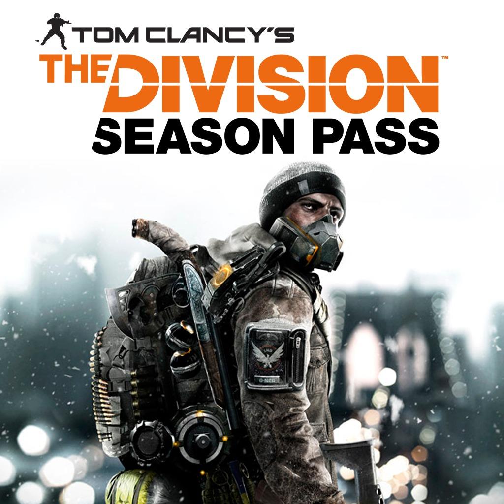 Tom Clancy's The Division - Season Pass sur Xbox One (Dématérialisé)