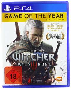 The Witcher 3: Wild Hunt - Game of the Year Edition sur PS4 et Xbox One