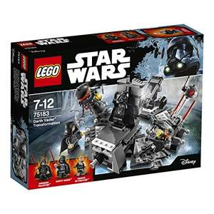 LEGO 75183 Star Wars - La transformation de Dark Vador