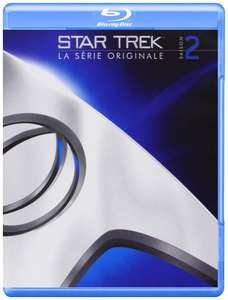 Blu-ray Star Trek - Saison 2 [Édition remasterisée]
