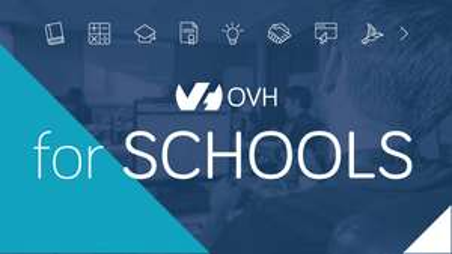 [Etudiants] Sélection d'offres promotionnelles chez OVH (VPS, Hébergement Web, Public Cloud)