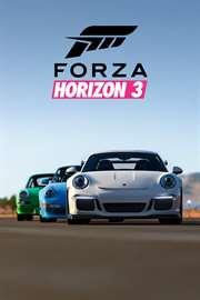 [Membres Gold] Pack de voitures Porsche Forza Horizon 3 (dématérialisé)