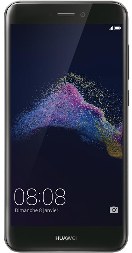 """[Clients LaPoste Mobile] Smartphone 5.2"""" Huawei P8 Lite 2017 - Double sim, Noir (via odr 50€)"""