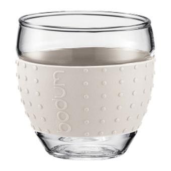 Set 2 verres Bodum Pavina 11185-913 - 0,35L Blancs