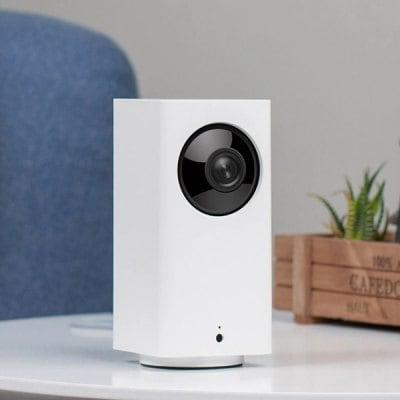 Caméra de surveillance IP Xiaomi MiJia Dafang - 1080p, Wi-Fi, Vision nocturne