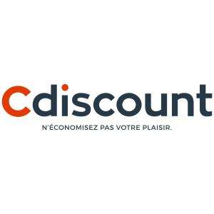 5€ de réduction dès 50€ d'achat sur une sélection d'articles