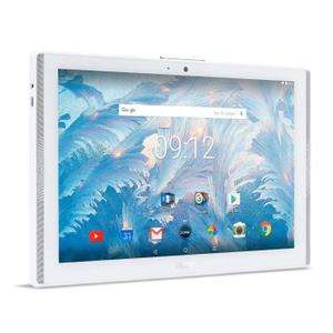 """Tablette tactile 10.1"""" full HD Acer Iconia One 10 (B3-A40) - MT8167, 2 Go de RAM, 16 Go, blanc"""