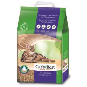 Litière pour chat Cat's Best Smart Pellets - 20 litres (10Kg)