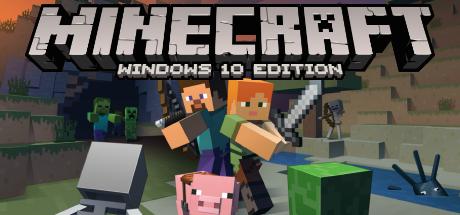 Minecraft Windows 10 Edition sur PC (Dématérialisé)