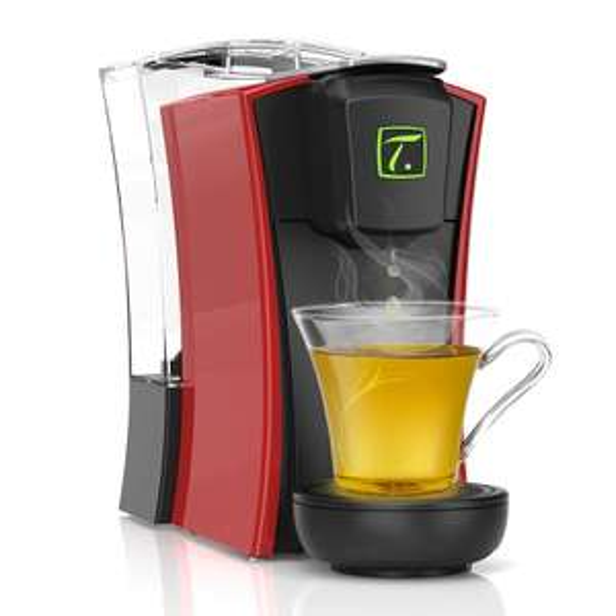 Machine à thé Nestlé Special.T New Mini.T + 10 capsules + filtre à eau