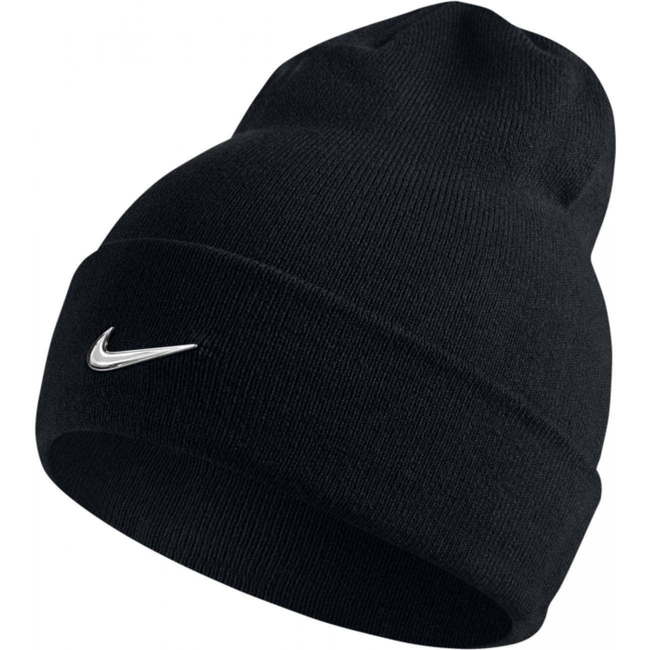 Bonnet Nike Swoosh - Noir