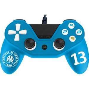 Manette Subsonic Pro 5 (Edition Olympique de Marseille) + Call of Duty Infinite Warfare sur PS4 Offert
