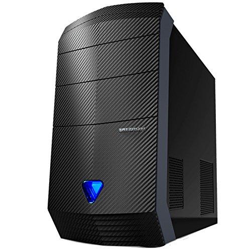 [Précommande] PC de bureau Medion Erazer X5377 G - i7-7700, RAM 16 Go, HDD 1 To + SSD 120 Go, GTX 1060 6 Go, Windows 10