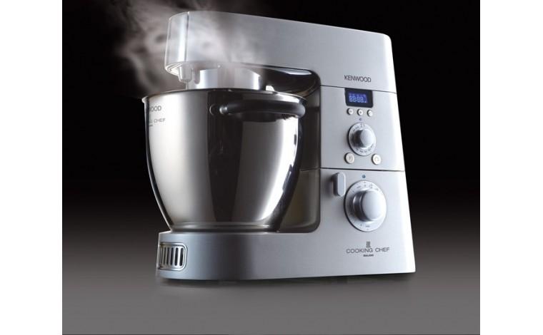 Robot Kenwood Cooking Chef Major + 2ème bol inox offert