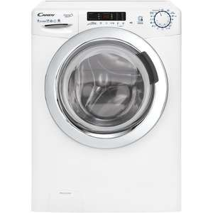 [CDAV] Lave linge séchant frontal Candy HGSW396DC/1 - 9 Kg / 6 Kg, 1300 tours / min, Candy Smart Touch