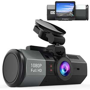 Dashcam Crosstour - 1080p Full HD, 170° (Vendeur tiers)