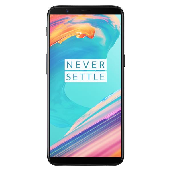 """Smartphone 6.01"""" OnePlus 5T Dual SIM  - Full HD+, Snapdragon 835, RAM 6Go, 64Go, 4G (B20/B28) + 132€ remboursés en Super Points"""