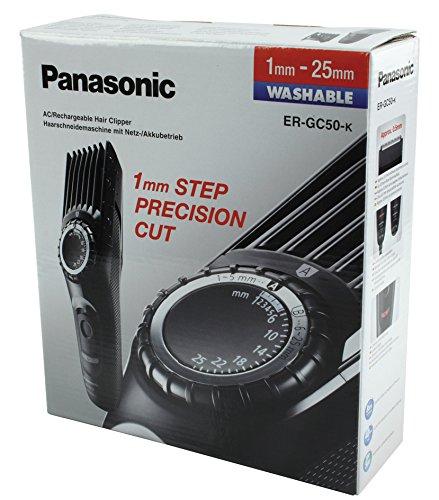 [Prime] Tondeuse à Cheveux Panasonic ER-GC50