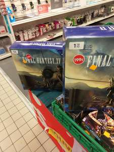 Pack console Sony PS4 Slim (1 To) + Final Fantasy XV au Carrefour Saint-Brice-sous-Forêt (95)