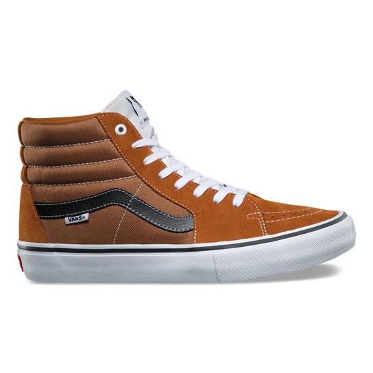 Chaussures Vans SK8-HI Pro - Marron
