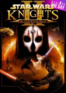 Star Wars Knights of the Old Republic 2 sur PC (Dématérialisé - Steam)