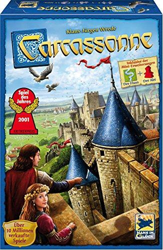 [Prime DE] Jeu de société Asmodee Carcassonne