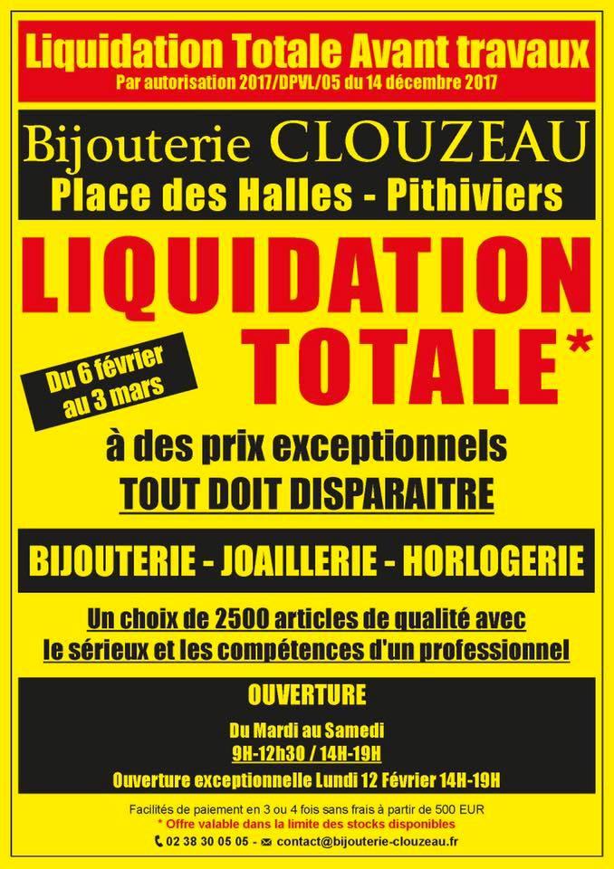 Jusqu'à 50% de réduction sur une sélection de montres - Ex : Seiko Presage à la bijouterie Clouzeau Pithiviers (45)