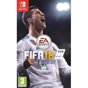 FIFA 18 sur Nintendo Switch (Dématérialisé)