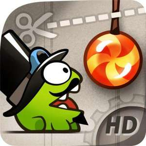 Cut the Rope: Time Travel HD Gratuit sur Android (au lieu de 0.79€)