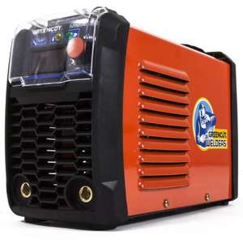 Poste à souder Greencut MMA-200 - Technologie DC Inverter Turboventilé