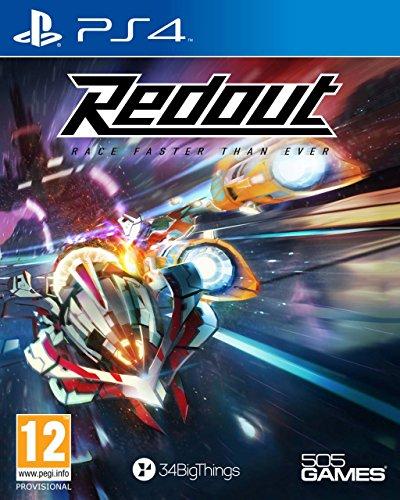 Jeu Redout Lightspeed Edition sur Xbox et PS4