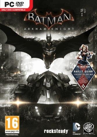 Batman: Arkham Knight sur PC (dématérialisé, Steam)