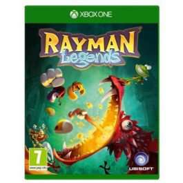 Jeu Rayman Legends sur Xbox One (Dématérialisé)